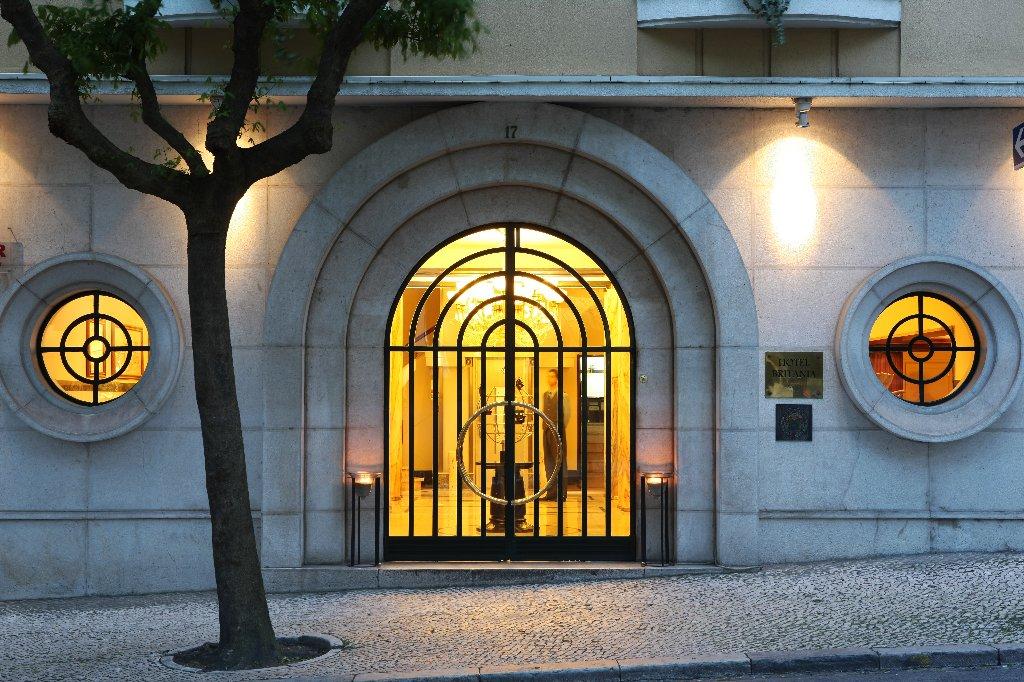 Hoteis Heritage Lisboa vencem
