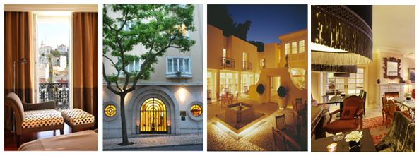 All the Lisbon Heritage Hotels receive the Award Loved by Guests Boutique