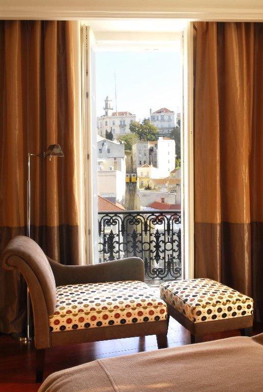 Heritage Avenida Liberdade Hotel nomeado para os Condé Nast Johansens Awards for Excellence 2018