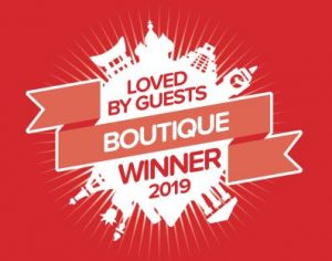 Loved by guest boutique - Winner 2019 - Lisbon Heritage Hotels
