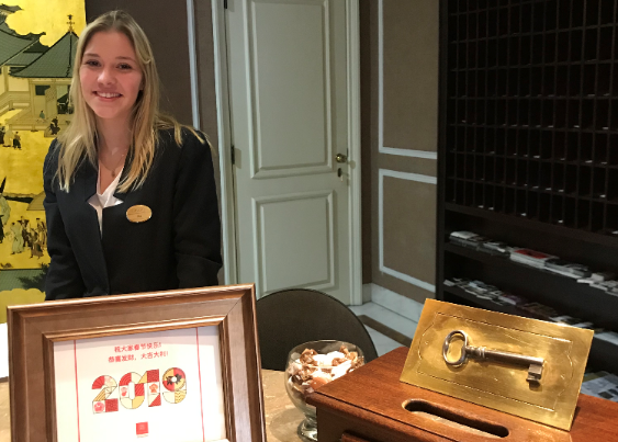 Lisboa Plaza Hotel receives Welcome Chinese Certification