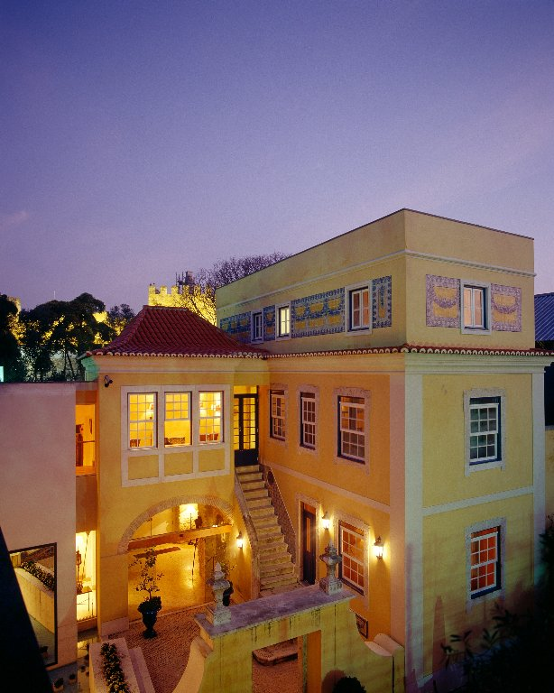 Hoteis Heritage Lisboa nomeados para os Historic Hotels of Europe Awards 2018