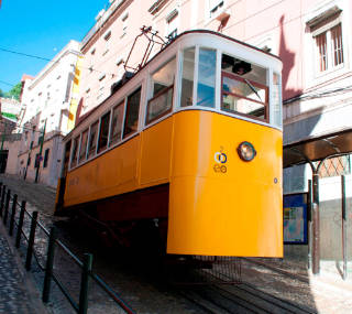 Heritage Offer Glória Funicular