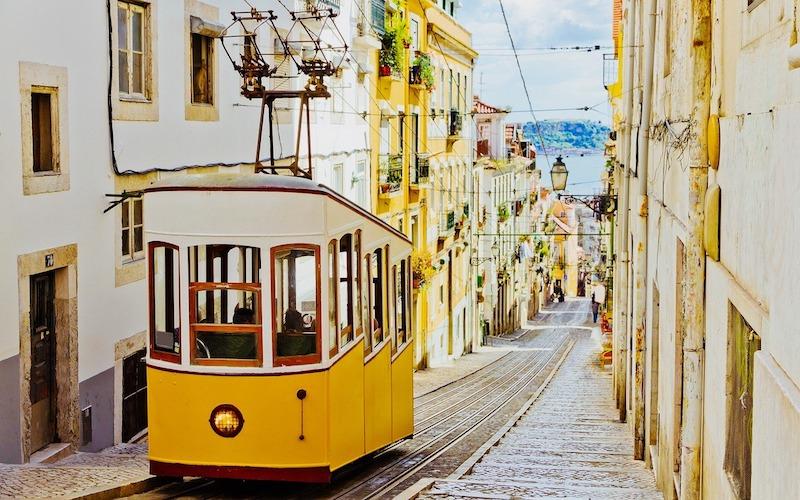 Heritage Angebot Straßenbahn da Bica