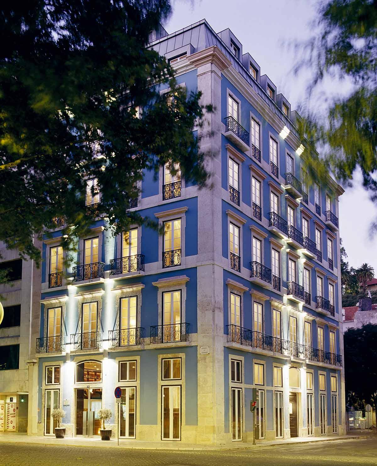 Heritage Avenida Liberdade Hotel Facade
