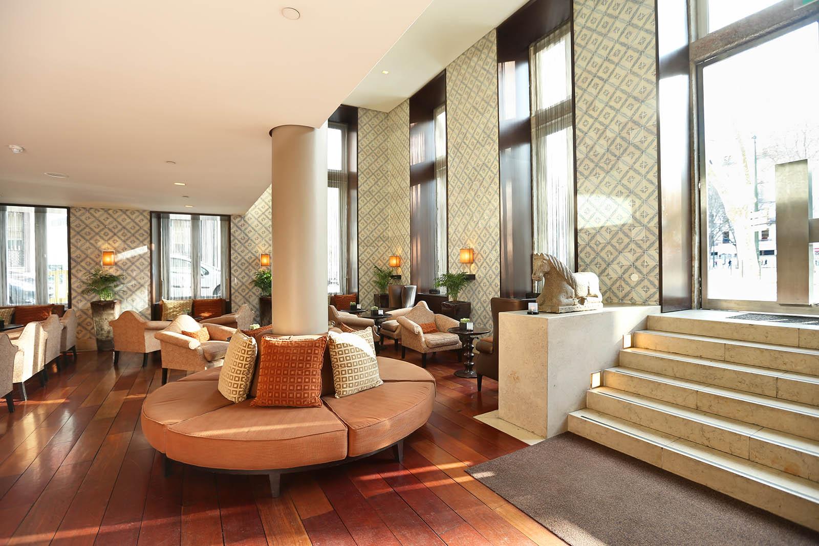Heritage Avenida Liberdade Hotel recomendado pelo Telegraph