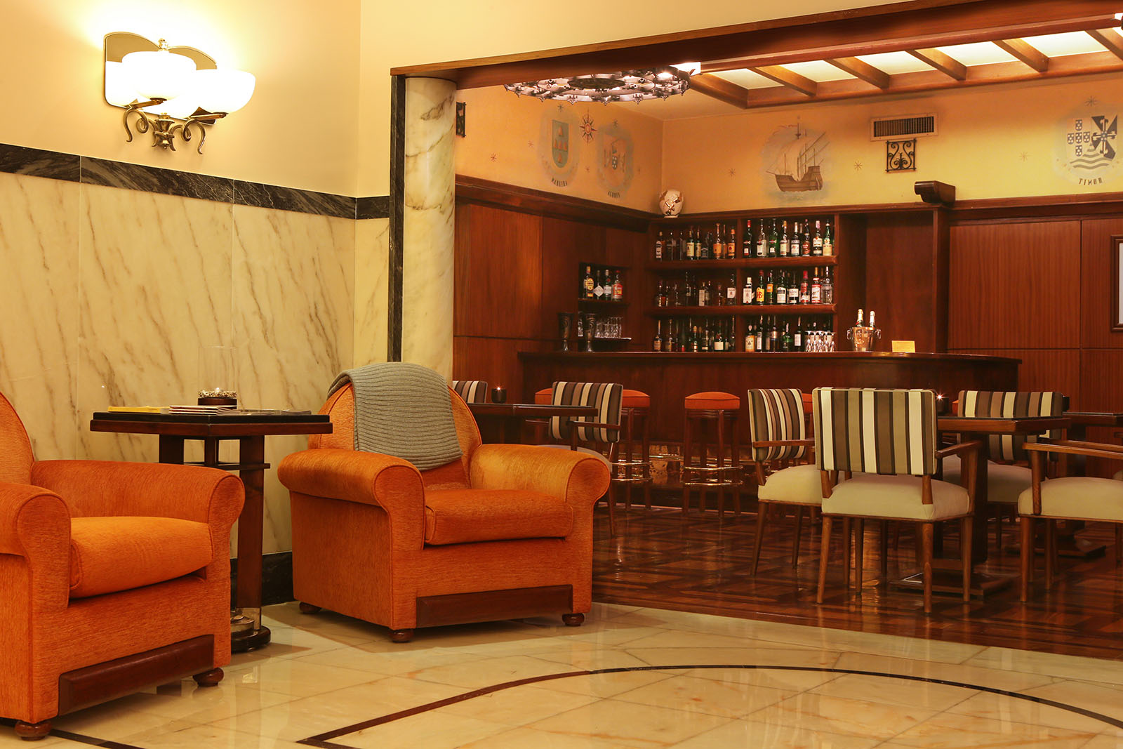 Hotel Britania, a fabulous Art Deco hotel