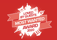 Most Wanted Award 2020