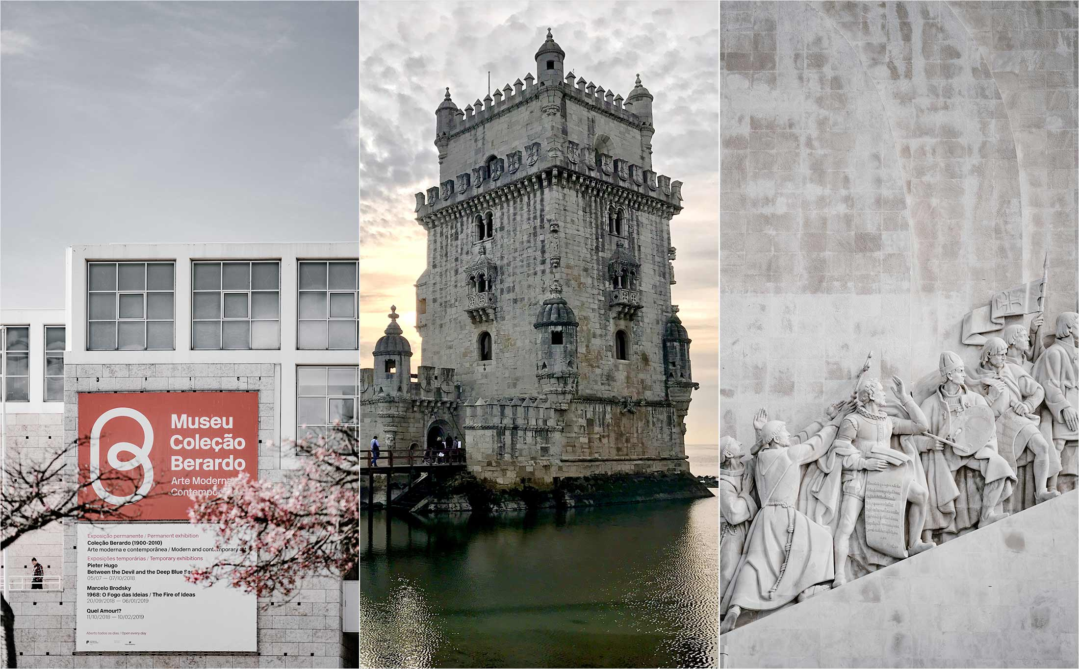 Itinerary through Belém: Where mornings have a special charm