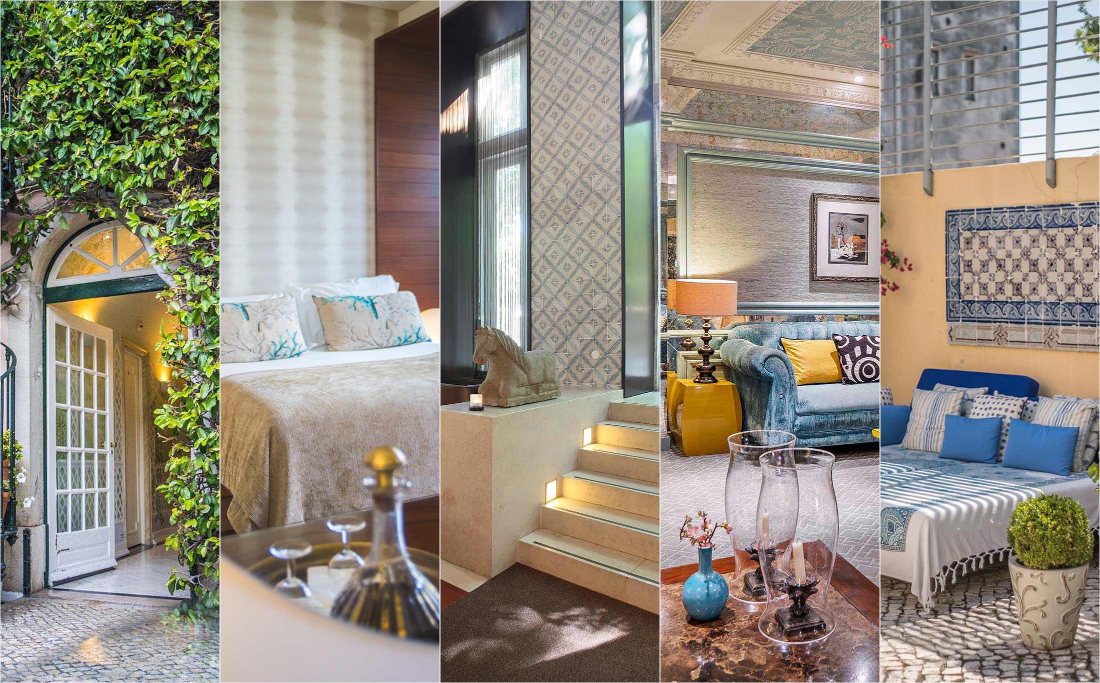 Hotéis Heritage Lisboa reforçam Acessos Virtuais a todos os Serviços
