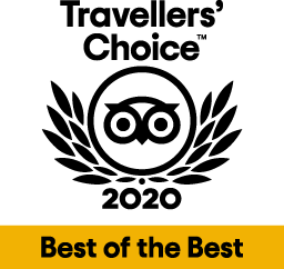 Travellers Choice 2020 Best of the Best