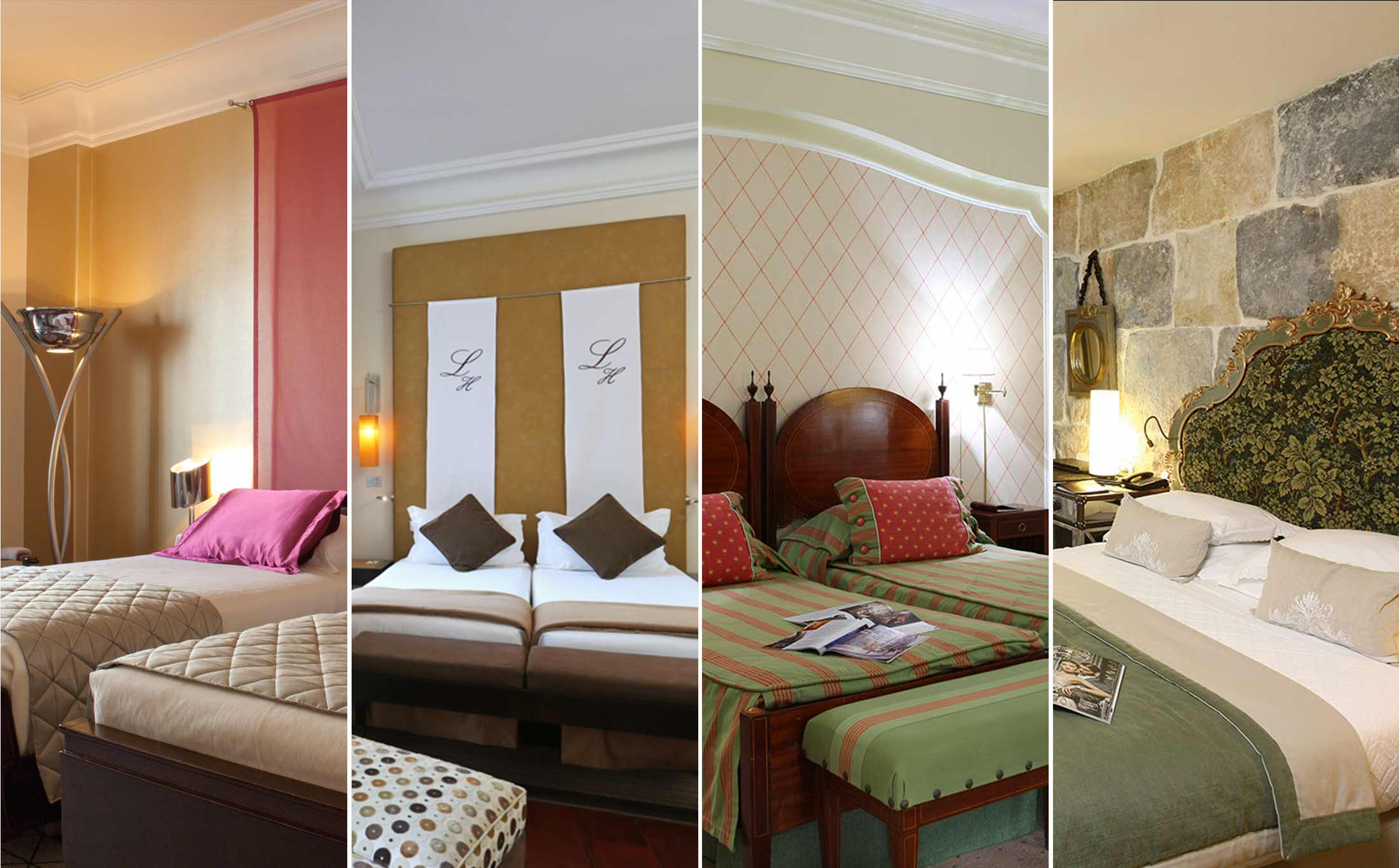 Top 25 Romantic Hotels from Tripadvisor distinguishes 4 Hideaways from Lisbon Heritage