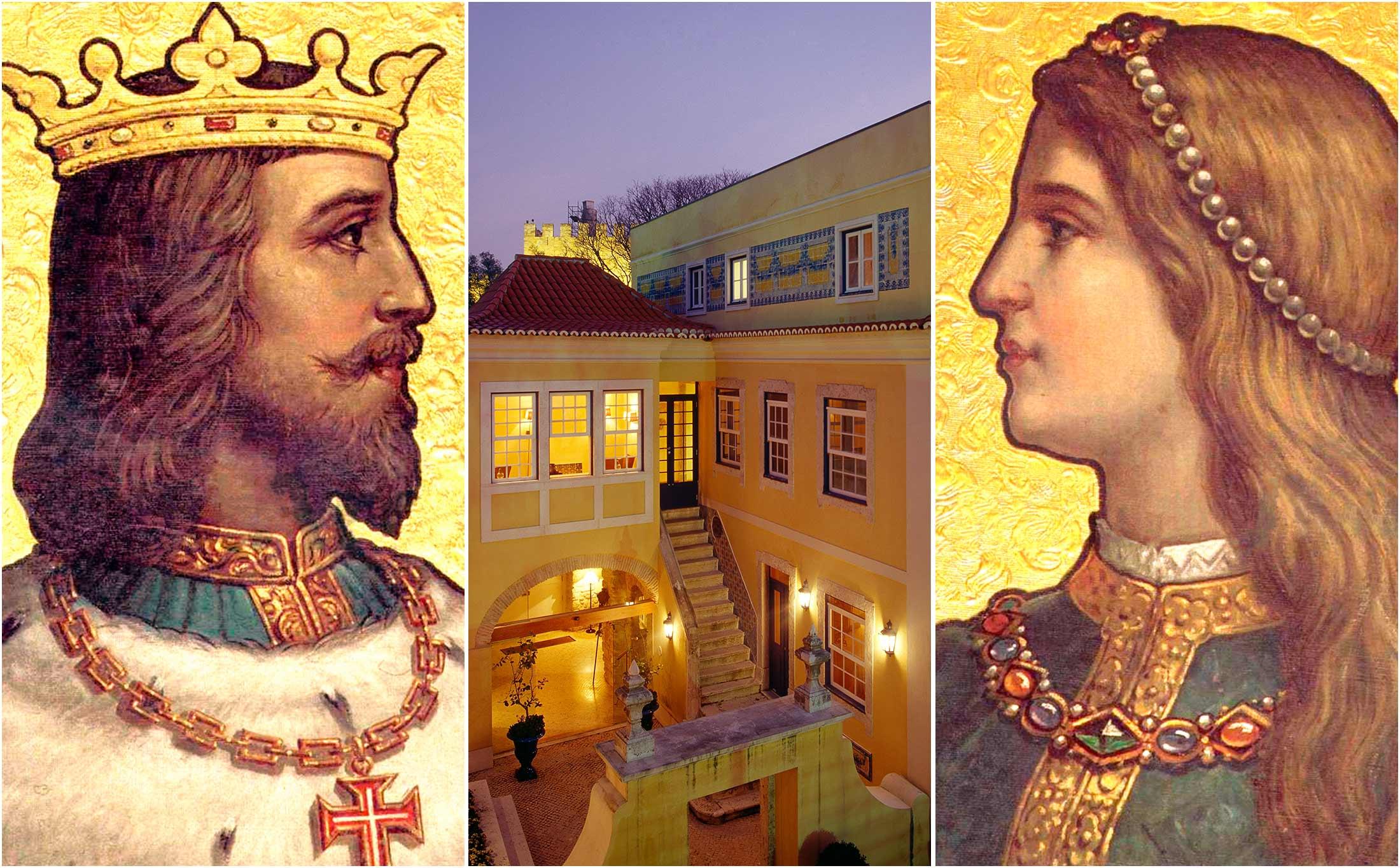 Romance em Lisboa: da calçada de Lisboa ao aconchego do Solar do Castelo