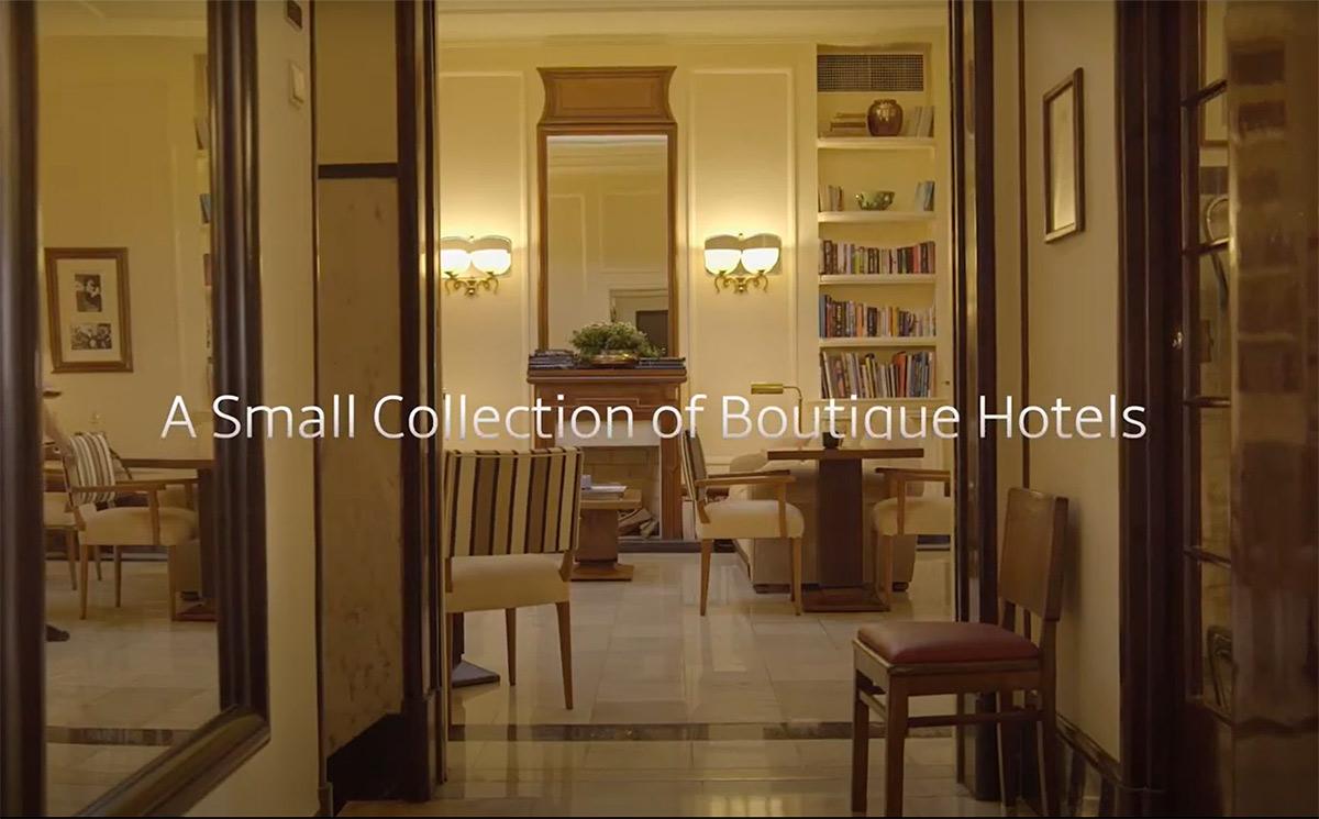 Hoteis Heritage Lisboa recebem prémio Fitur Travel Video Competition